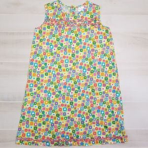 {16\18 girls} Hanna Andersson Multicolored Dress